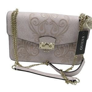 GUESS ARIANNA CONVERTIBLE CROSSBODY BAG